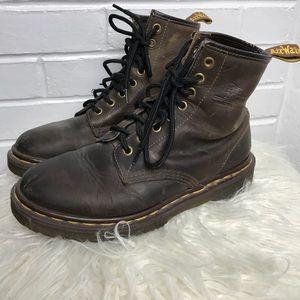 {Dr. Martens} Combat Boots